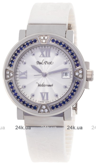 Наручные часы Paul Picot Mediteranee 40 mm P4106.20D12SBA40.711CM051