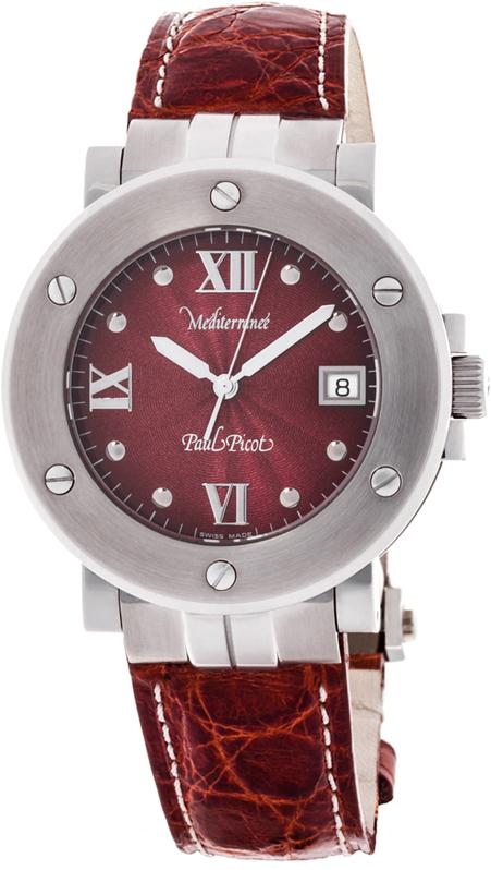 Наручные часы Paul Picot Mediteranee 40 mm P4106.20LV.512CY023