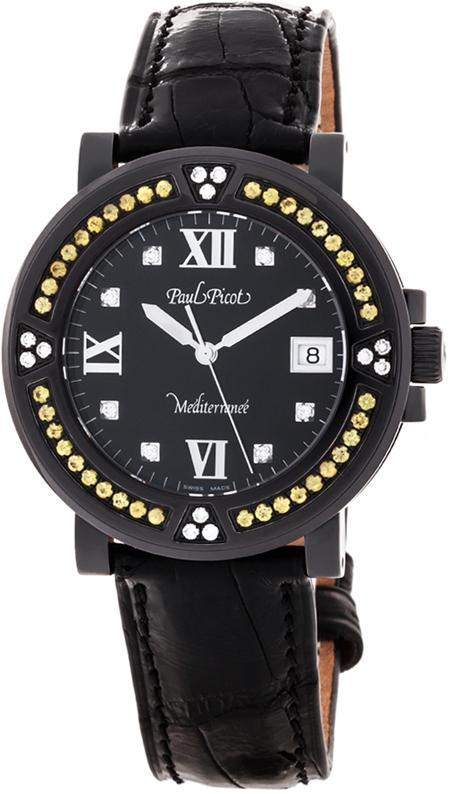 Наручные часы Paul Picot Mediteranee 40 mm P4106N.20D12.SJ40.3D1CY001