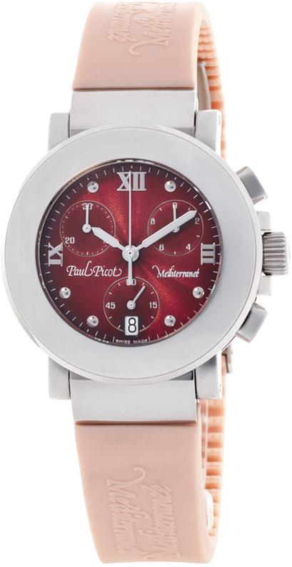 Наручные часы Paul Picot Mediterranee Chrono 36mm P4107.20.512.CM021