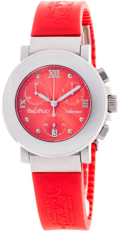 Наручные часы Paul Picot Mediterranee Chrono 36mm P4107.20.911.CM042