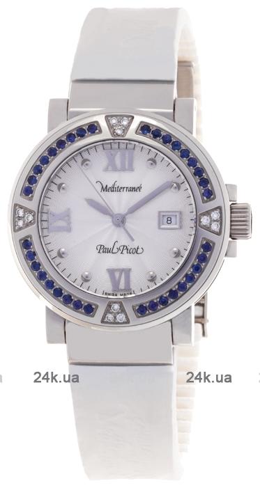 Наручные часы Paul Picot Mediteranee 36 mm P4108.20D12SBA36.711CM051