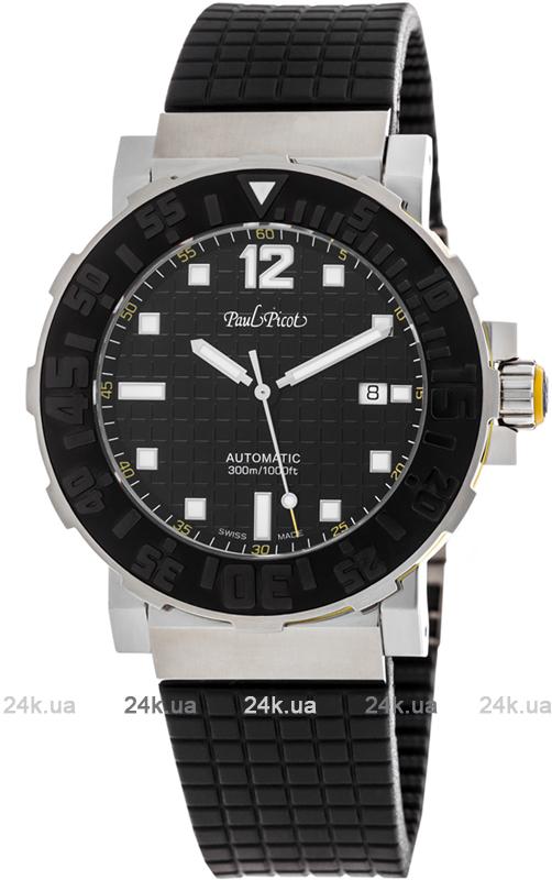 Наручные часы Paul Picot Classic 43 mm P4118.SGJ.N.3401CM001