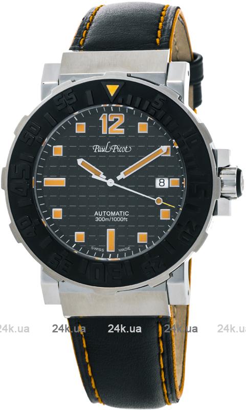 Наручные часы Paul Picot Classic 43 mm P4118.SGN.N.3410CM001