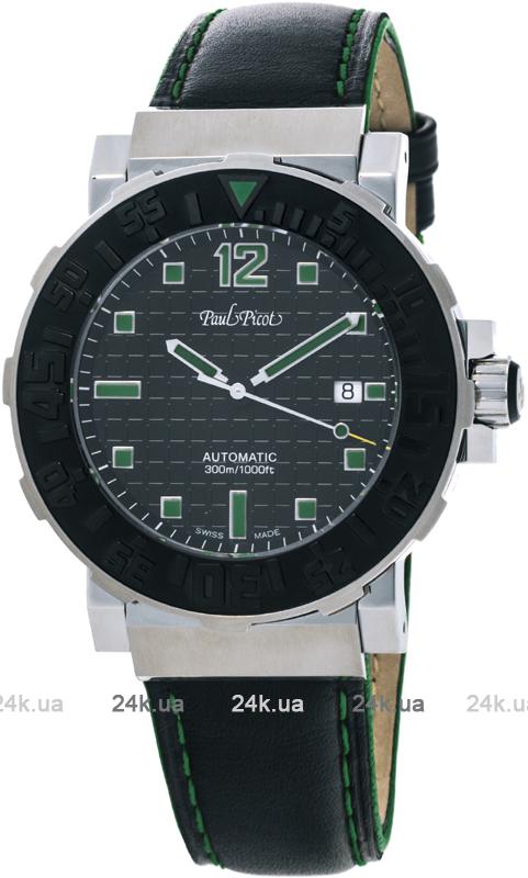 Наручные часы Paul Picot Classic 43 mm P4118.SGN.N.3415CM001
