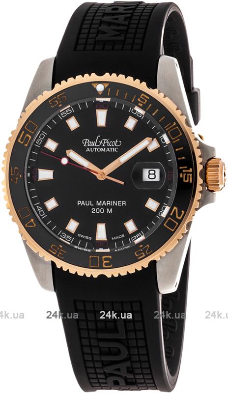 Наручные часы Paul Picot Paul Mariner III P4352.SRG.CN.3624CM001