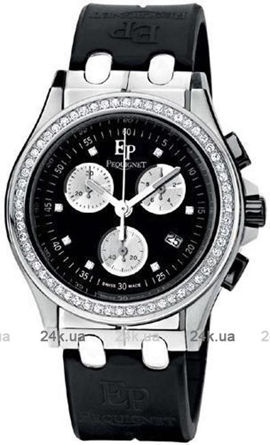 Наручные часы Pequignet Moorea Triomphe Chrono Pq1333449cd-30