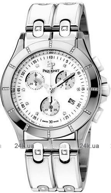 Наручные часы Pequignet Moorea Triomphe Chrono Pq1335419cd-1