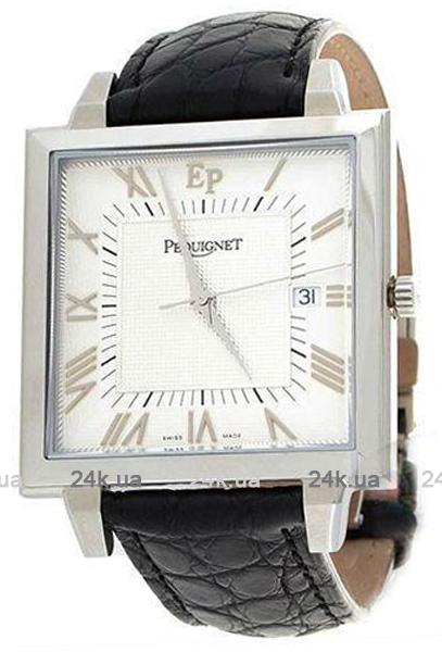 Наручные часы Pequignet Moorea Classiques Square Pq7240433cn