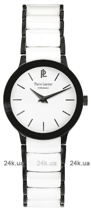 Наручные часы Pierre Lannier Ceramic 18 014G909