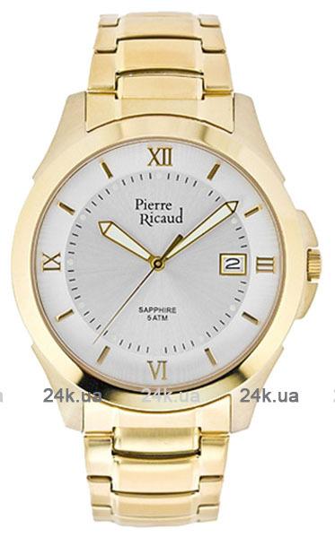 Наручные часы Pierre Ricaud Bracelet 15393 15393.1163Q