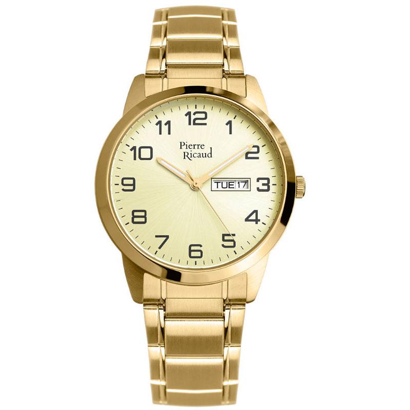Наручные часы Pierre Ricaud Bracelet 15477 15477.1121Q