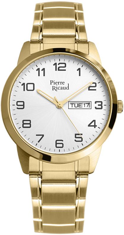 Наручные часы Pierre Ricaud Bracelet 15477 15477.1123Q