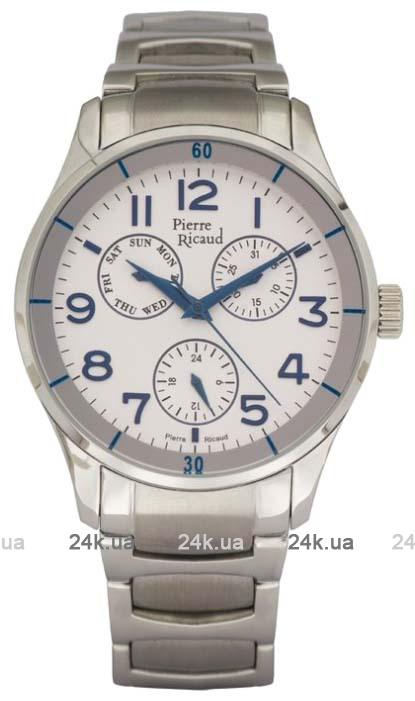 Наручные часы Pierre Ricaud Bracelet 21050 21050.51B3QF