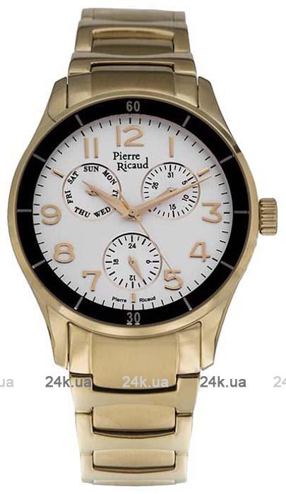Наручные часы Pierre Ricaud Bracelet 21050 21050.Y153QF