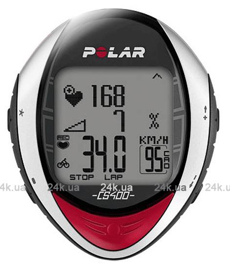 Спортивные часы Polar Велоспорт CS400