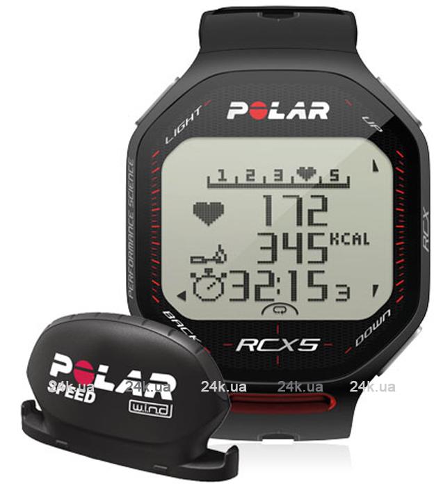 Спортивные часы Polar Велоспорт RCX5 b