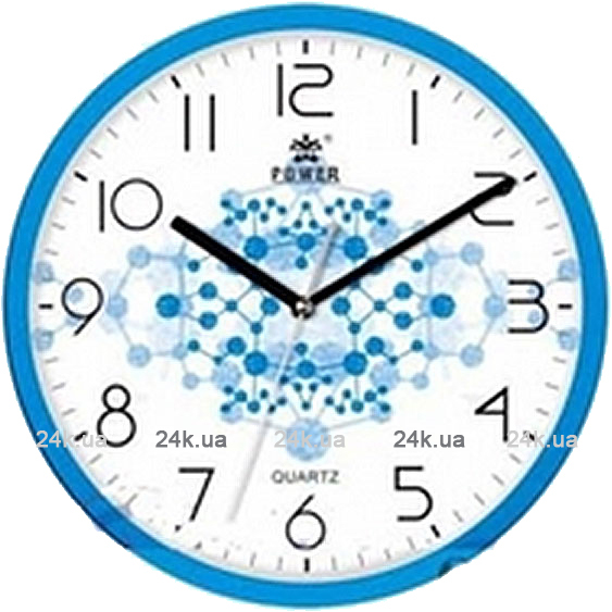 Часы Power Wall Clocks 2912 GKS