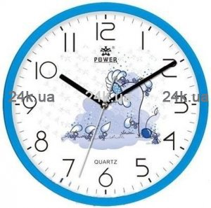 Часы Power Wall Clocks 2913 GKS