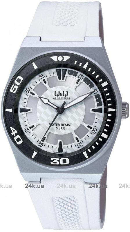 Наручные часы Q&Q Aluminum AL06 AL06-301