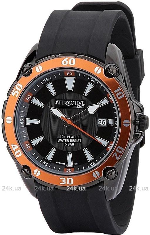 Наручные часы Q&Q Attractive DA00 DA00J502Y