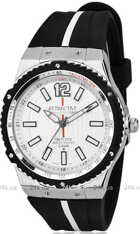 Наручные часы Q&Q Attractive DA02 DA02J501Y