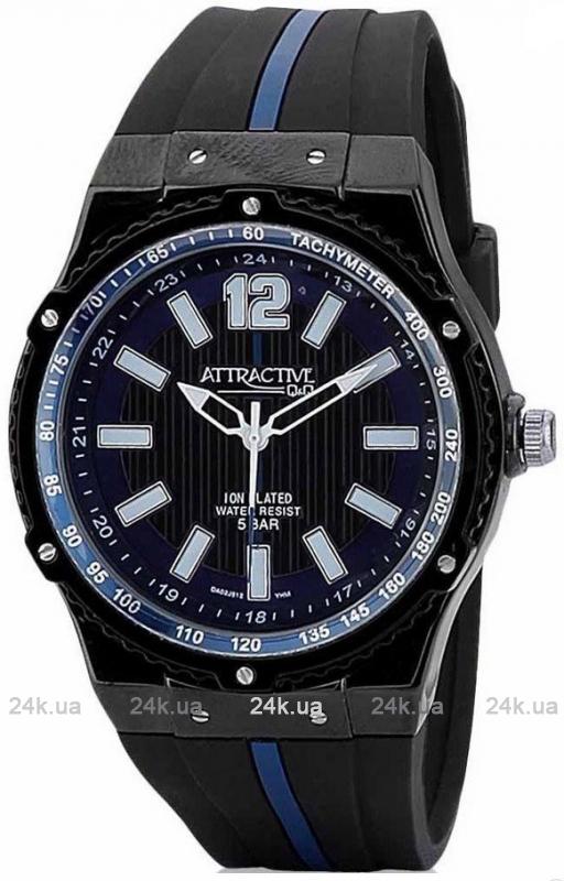 Наручные часы Q&Q Attractive DA02 DA02J512Y