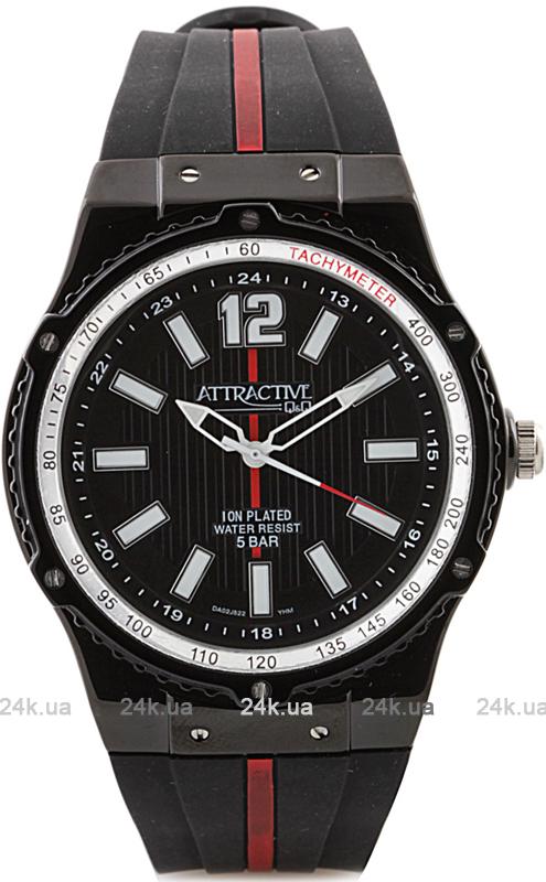 Наручные часы Q&Q Attractive DA02 DA02J522Y