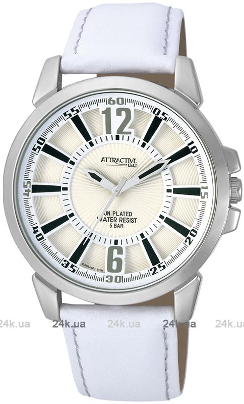 Наручные часы Q&Q Attractive DA06 DA06J311Y