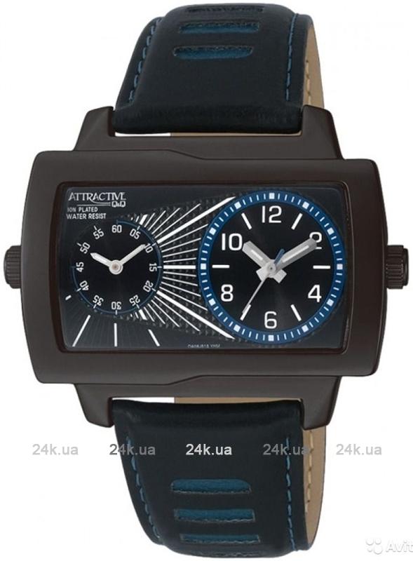 Наручные часы Q&Q Attractive DA08 DA08-515