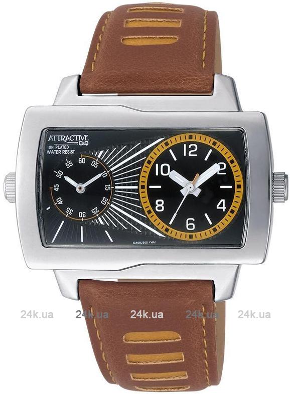 Наручные часы Q&Q Attractive DA08 DA08J305Y