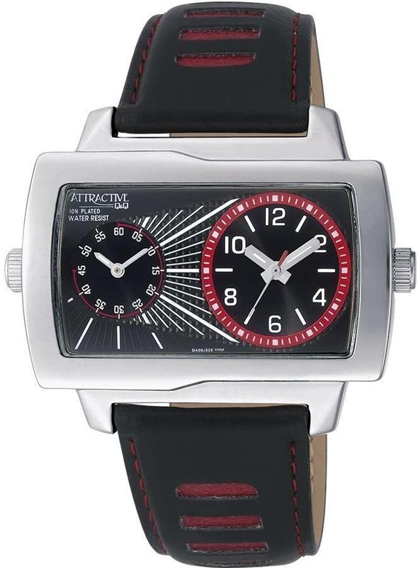 Наручные часы Q&Q Attractive DA08 DA08J325Y