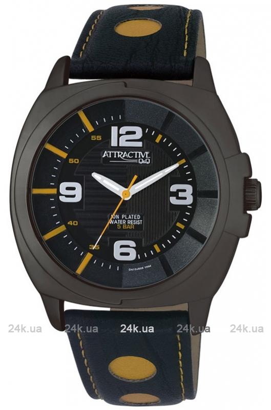 Наручные часы Q&Q Attractive DA12 DA12J505Y