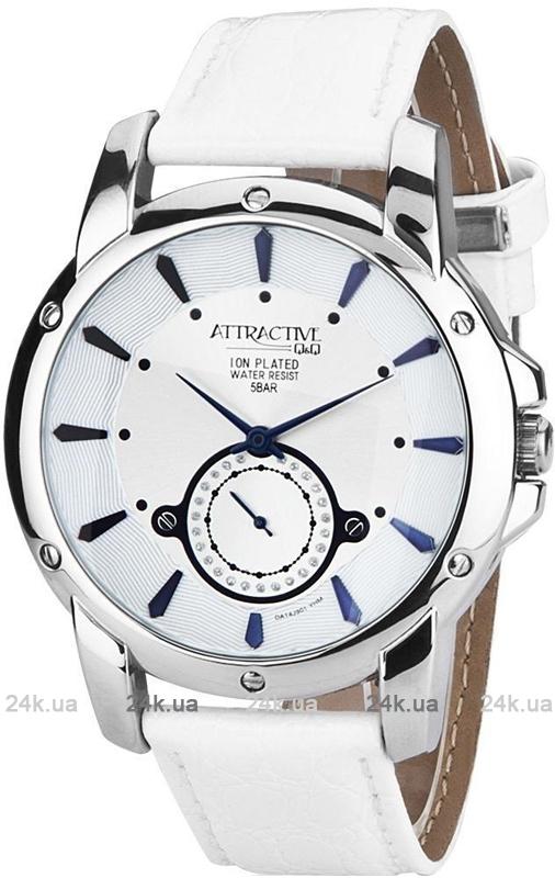 Наручные часы Q&Q Attractive DA14 DA14J301Y