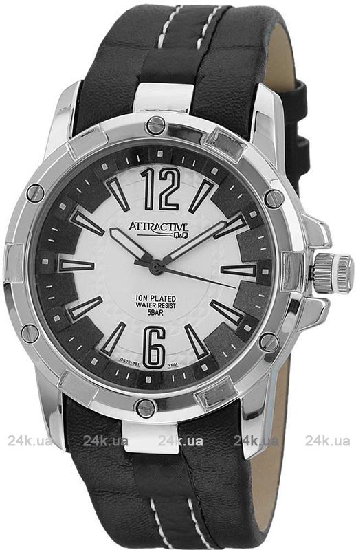 Наручные часы Q&Q Attractive DA22 DA22J301Y