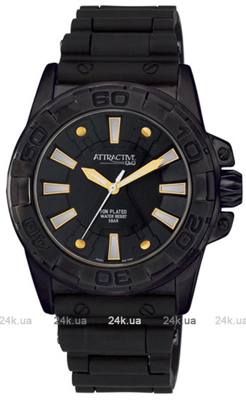 Наручные часы Q&Q Attractive DA32 DA32J512Y