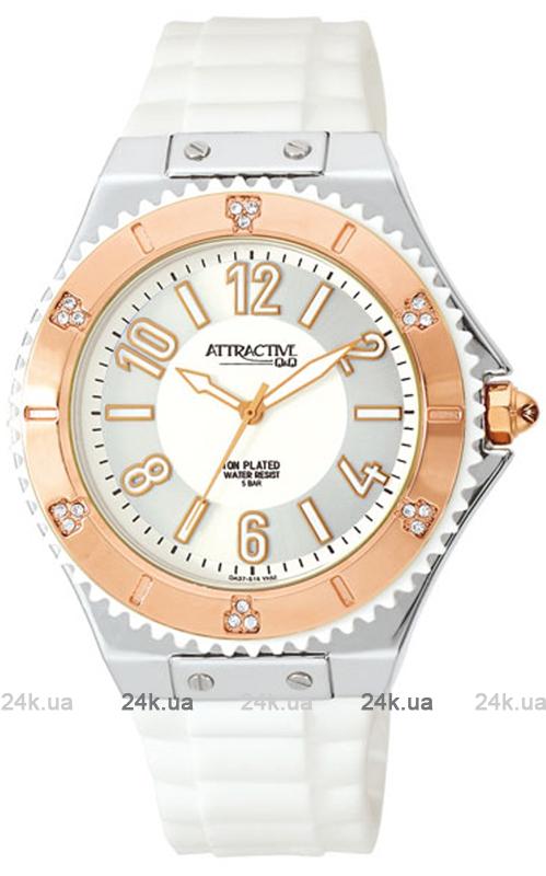 Наручные часы Q&Q Attractive DA37 DA37J514Y