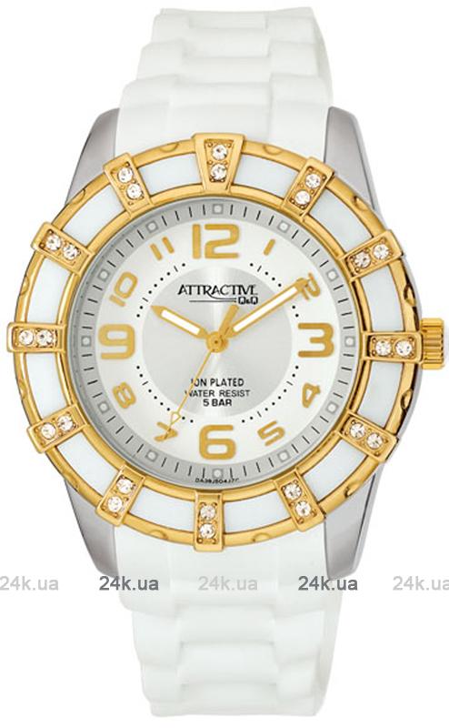 Наручные часы Q&Q Attractive DA39 DA39J504Y