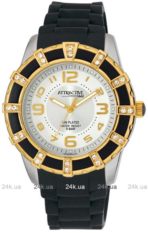 Наручные часы Q&Q Attractive DA39 DA39J514Y