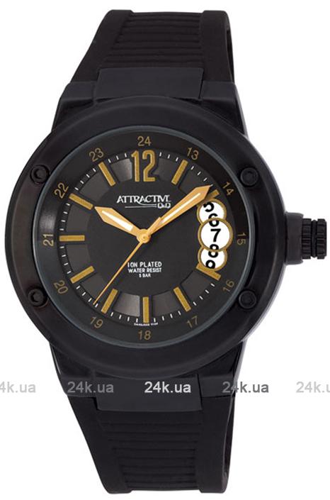 Наручные часы Q&Q Attractive DA40 DA40J502Y
