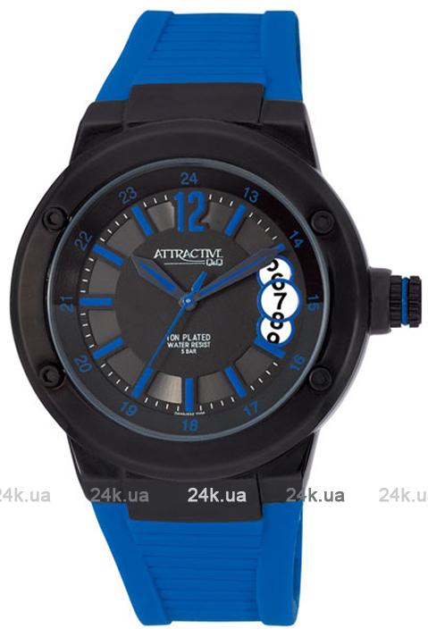 Наручные часы Q&Q Attractive DA40 DA40J532Y