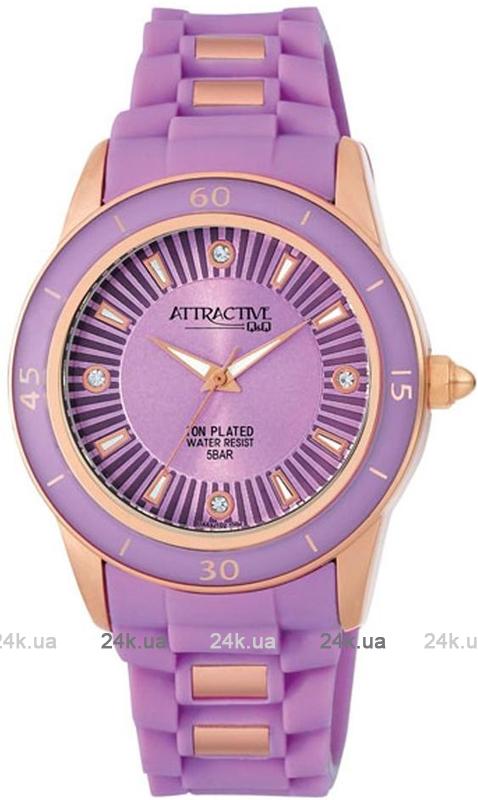 Наручные часы Q&Q Attractive DA43 DA43J102Y