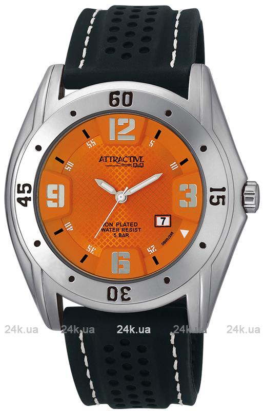 Наручные часы Q&Q Attractive DB00 DB00J335Y