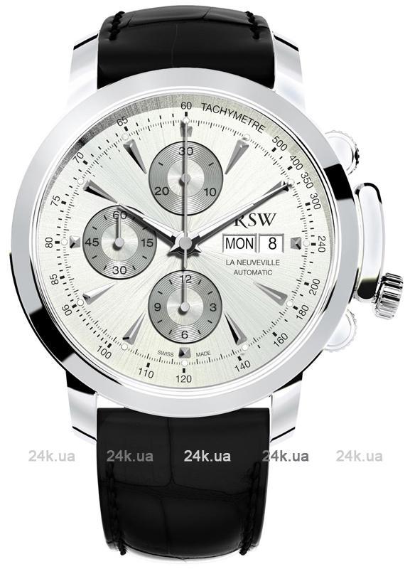 Наручные часы RSW La Neuveville Chrono 4345.BS.L1.5.00