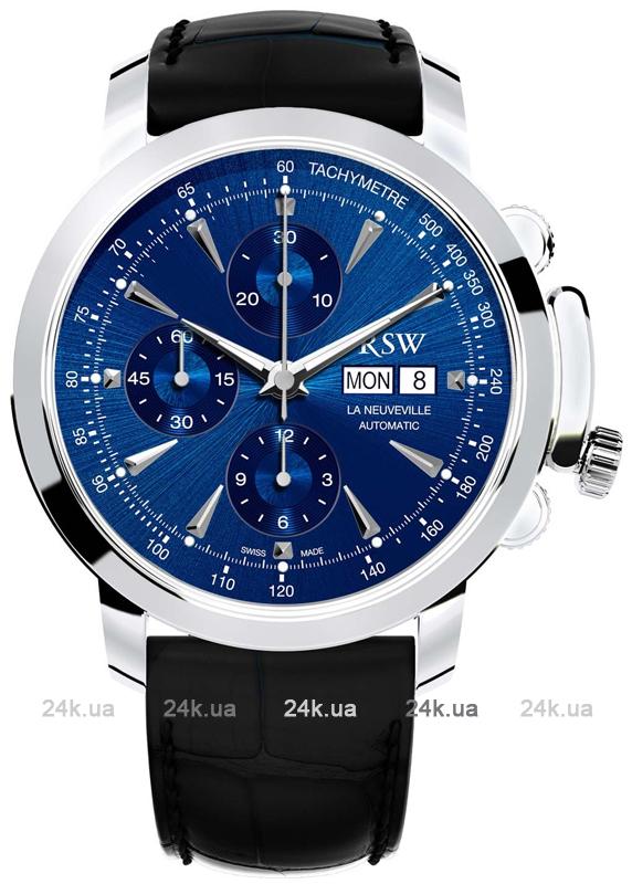 Наручные часы RSW La Neuveville Chrono 4345.BS.L3.3.00