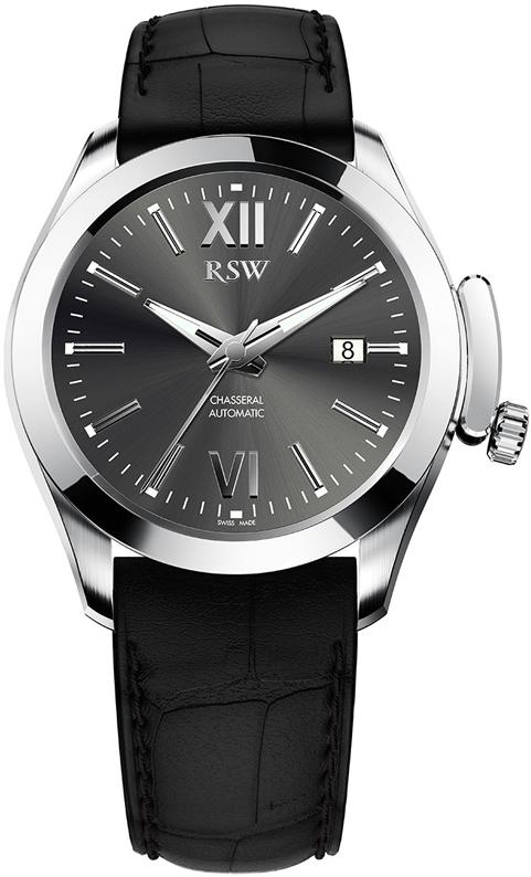 Наручные часы RSW Chasseral Automatic 7240.BS.L1.15.00