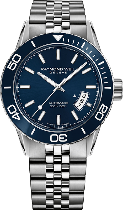 Наручные часы Raymond Weil Freelancer Automatic 2760-ST3-50001