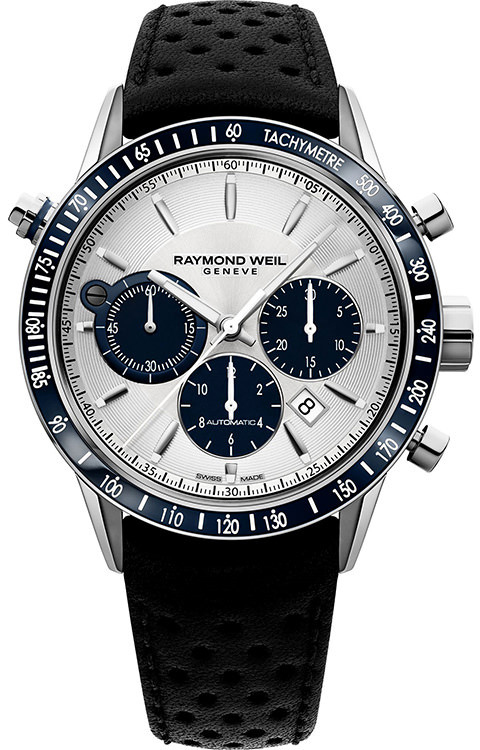 Наручные часы Raymond Weil Freelancer Chronograph 7740-SC3-65521
