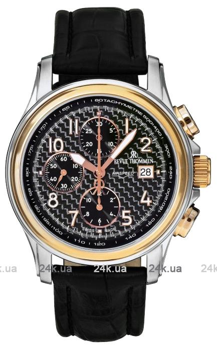 Наручные часы Revue Thommen Airspeed XLarge High Tech Chronograph 16041.6557