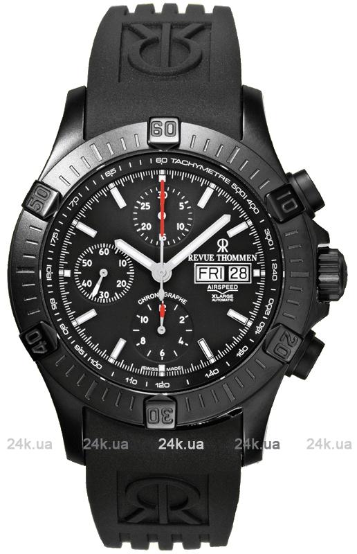 Наручные часы Revue Thommen Airspeed XLarge Pioneer Day-Date Chronograph 16071.6877
